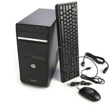 HP Pavilion P6-2100 DESKTOP PC 4GB AMD A4-3420 2.80GHz 1TB HDD Windows 7 64 bit