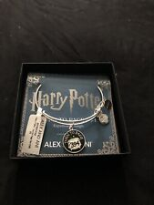 Alex and Ani Harry Potter Bracelet Turn to Page 394 - SOLD OUT - LE