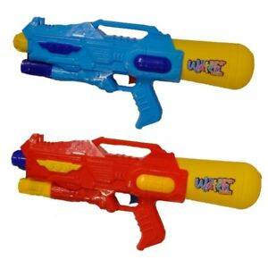 """Kids Childrens Fun Game Large 19""""Outdoor Garden Water Gun Pump Action Sprayer"""