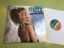 stacey q better than heaven 1986 synth pop original vinyl album jon st. james