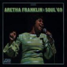 Soul '69 by Aretha Franklin (CD, Dec-1993, Rhino (Label))