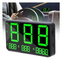Universal Digital Car GPS Speedometer Speed Display KM/h MPH For Bike Motorcycle