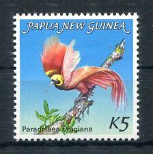 Papua Neuguinea 478 postfrisch / Freimarke - Vögel .......................2/2123