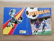Álbum Fútbol 84 Panini  1 Y 2 División Completo Maradona