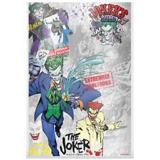 Niue 1 Dollar 2019 - Batman™ Der Joker™ Villains (1.) Münznote - 5 gr Silber ST