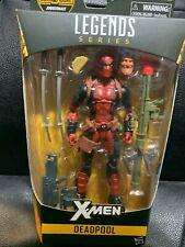 "Marvel Legends DEADPOOL X-Men Series 6"" Figure 2016 NIB Brand New Juggernaut BAF"