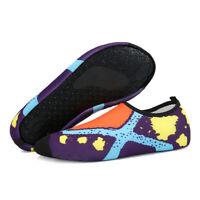 SAGUARO Kids Water Shoes Quick-Drying Aqua Beach Swimming Breathable Adult Socks