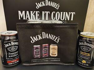 Official Jack Daniel's 6 Pack Can Cooler Bag UK Released Collectors Item