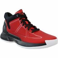 Adidas Rose 10 Para hombres Baloncesto Tenis Zapatos Casuales-Rojo-Talla 12.5 D