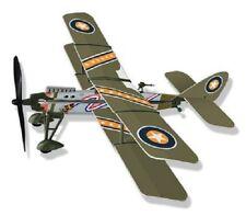 DH9 Bi-plane Rubber Band Powered Model History Airplane Kit: Lyonaeec 22005 G5
