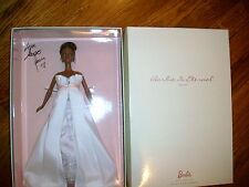 Barbie Is Eternal  2012 Convention  AA Platinum SIGNED
