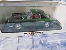PORSCHE 911 754 T7 Prototype Studie 1959 green grün NEU 1/300 Autocult 1:18