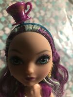 Monster High Ever After Madeline Hatter 1st First Chapter Htf Retired Doll Acces