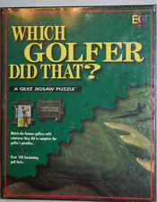 Golf Puzzle of Golf Trivia, Facts, Stats about Pro Golfers
