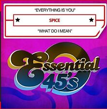 Spice - Everything Is You / What Do I Mean [New CD] Manufactured On Demand