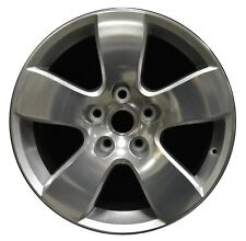 "20"" Dodge Ram 1500 2009 2010 2011 2012 Factory OEM Rim Wheel 2363 Silver Polish"