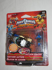 Power Rangers Ninja Storm Thunder Megazord Action Racer.New on card. 2003 Bandai