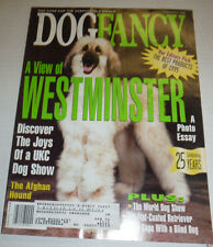 Dog Fancy Magazine Westminister & The World Dog Show February 1996 050815R