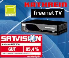 Kathrein 20210241 Uft 930sw 7w schwarz Av-receiver D