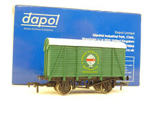 DAPOL LIMITED EDITION WAGON BECKENHAM & WEST WICKHAM (LOOK) BOXED