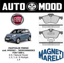 PASTIGLIE FRENO -  FIAT 500 L 0.9/0.9 Natural Power / 1.4 / 1.3 - 1.6 D - 2012>>