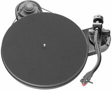 Project rpm 1 carbon tocadiscos con ortofon 2m red fonocaptor negro