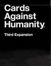 Cards Against Humanity Third 3rd Expansion Card Board Games Adult Game