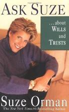 Ask Suze: About Wills and Trusts, Orman, Suze,1573224219, Book, Acceptable