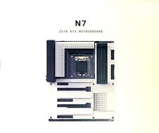 NZXT N7 Z370 - Intel ATX Motherboard - Matte BlackN7-Z37XT-B1