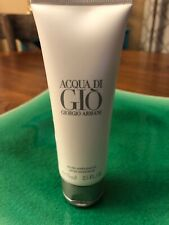 Acqua Di Gio by Giorgio Armani After Shave Balm 2.5 oz New