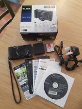 Sony Cyber-shot DSC-HX9V 16.2MP Digital Camera - Black, 16.2Mp, 16x Zoom