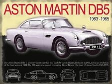 ASTON MARTIN DB5, Classic Sport carrozze, JAMES BOND ,