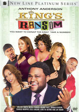 King's Ransom (DVD) **New**