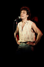 """10""""*8"""" concert photo of Robert Plant playing at Hammersmith 1983"""