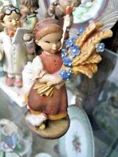 """Anri Juan Ferrandiz """"GOLDEN SHEAVES"""" NEW 6"""" #652020 Wood Carved LE KH"""