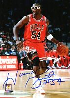 Horace Grant Autographed Signed 8x10 Photo ( Bulls ) REPRINT