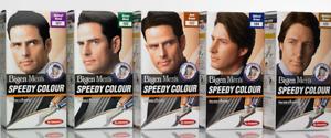 Bigen Mens Speedy Colour Hair Dye Colour Brush Easy and Speedy Application