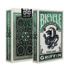 1 Deck Bicycle Griffin Playing Cards Club 808 Poker Magic Tricks Props Limited