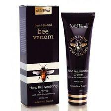 Wild Ferns Bee Venom Hand Rejuvenating Creme / Cream with Active Manuka Honey