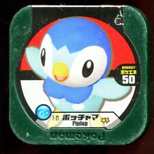 """POKEMON JETON COIN CARRE """"COUNTER"""" - N° 7-21 PIPLUP"""