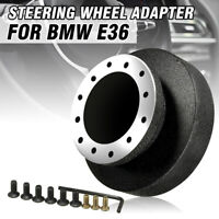 Universal Steering Wheel Racing Quick Release Hub Adapter Boss Tool For BMW E36