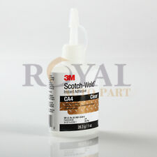 3m Scotch Weld Instant Adhesive Ca4 Clear 1 Floz118 Pounds Free Shipping