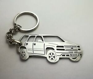 Chevrolet tahoe, custom keychain by your picture, custom gift ,stainless steel