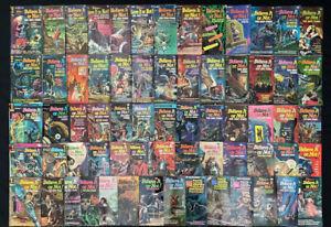 Ripley's Believe It or Not! #11-90 comic lot of 66 (Gold Key 1968) Avg. 6.5
