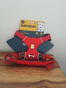 Ruffwear Front Range Dog Harness 2020 Design 30502/607 Red Sumac NEW