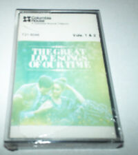 The Great Love Songs of Our Time - Cassette - SEALED