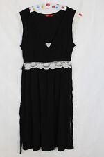 Edc by Esprit Kleid mit Spitzen Einsätze Damen Gr.XS (34),sehr guter Zustand