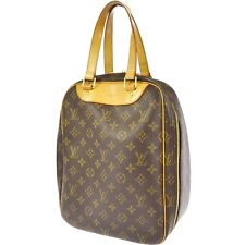 Authentic Louis Vuitton Men's Women's Excursion Hand Tote Bag Purse Monog M41450