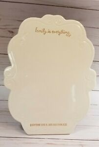 Ceramic Tile Write-On Wipe Off Counter Message Board by Hallmark