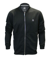 BRAND NEW MEN'S FORAY VECTOR PIQUE BOMB JACKET 087170 - BLACK